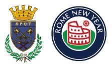 loghi Organizzazione promotori Frascati e Roma