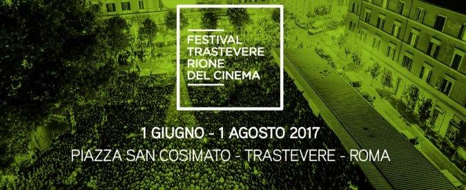 locandina cinema trastevere