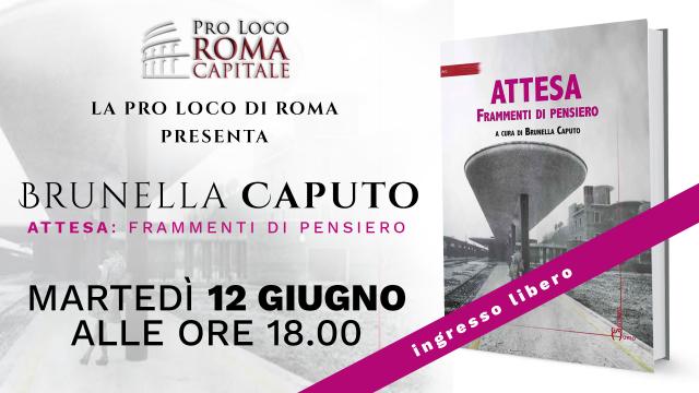 Brunella Caputo alla Pro Loco di Roma