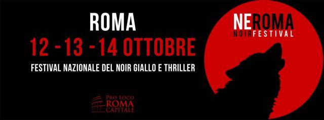 Festival nel Noir Giallo Thriller a Roma