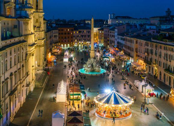 Mercatini di Natale Roma 2019