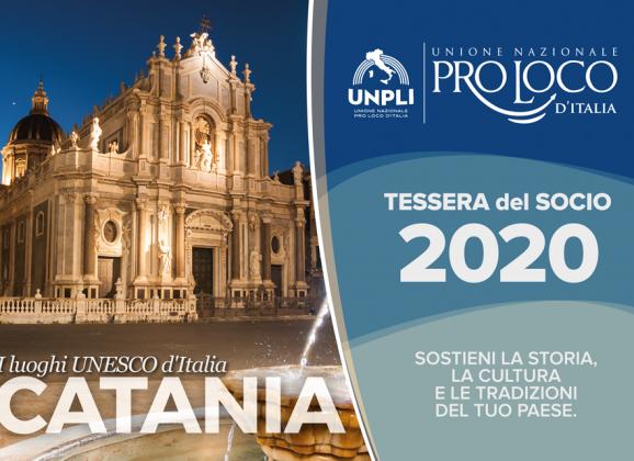 Tessera Socio Pro Loco 2020