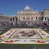 Rimandata al 2022 l'Infiorata Storica di Roma per i SS. Pietro e Paolo