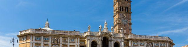 La miracolosa nevicata a Roma e la fondazione della basilica di Santa Maria Maggiore