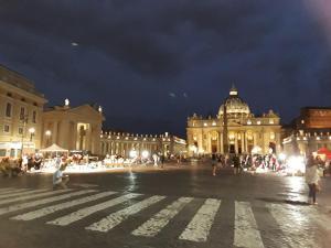 La magia di San Pietro