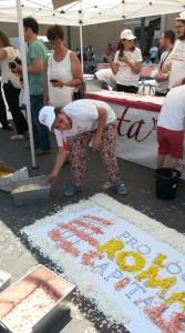 Infiorata Roma 2016 - attività per bambini