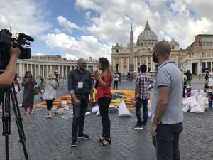 Intervista di Mauro Abbondanza a TV2000