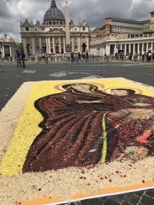 Il quadro di Pro Loco Roma